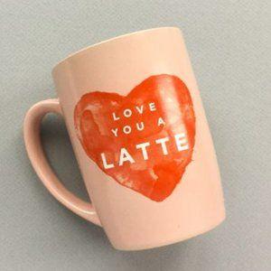 Ayesha Curry Love You A Latte Mug